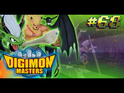 Digimon Masters Online - Ep 68 ''Infinite Mountain (Instance Dungeon) + (Crack of Devimon) !''