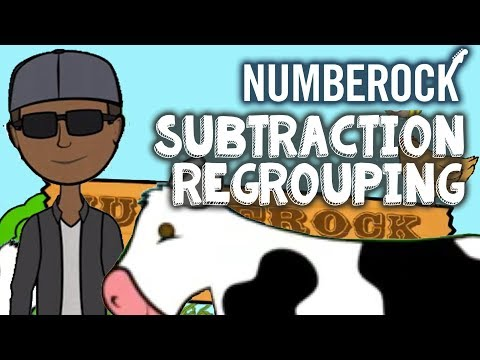Subtraction With Regrouping Song  NUMBEROCK