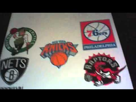 NBA ATLANTIC  BREAK DOWN 2013 2014 , Who will win this division