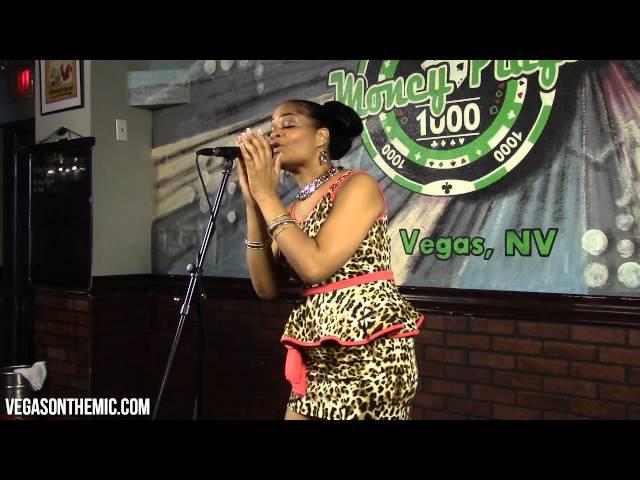 Isis The Goddess @ VegasOnTheMic 8/16/14