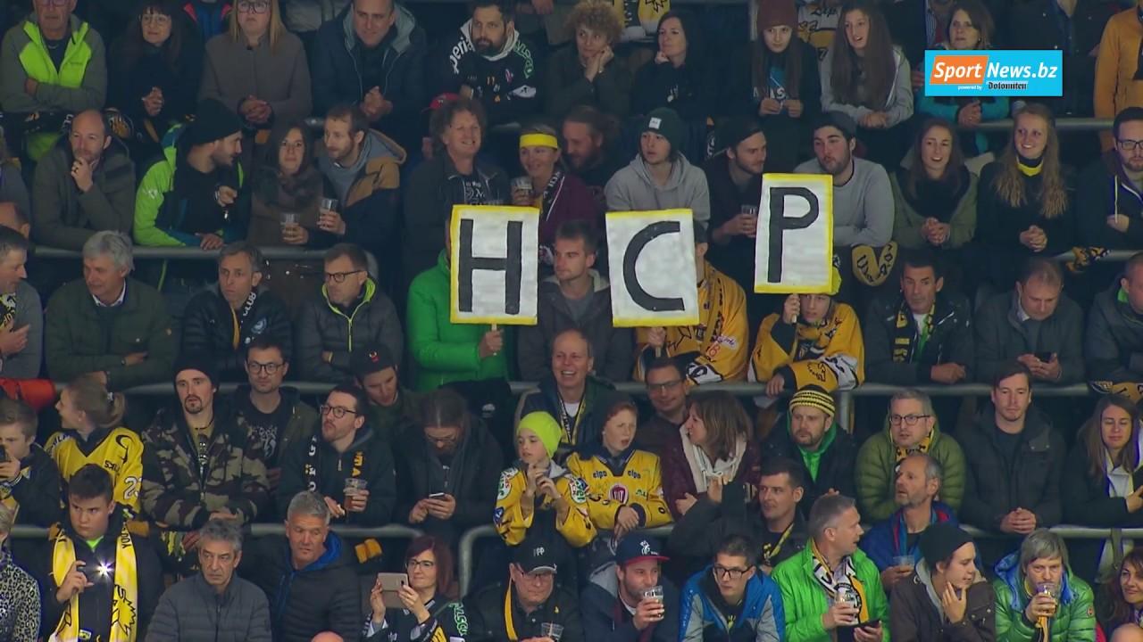 AlpsHL-Finale: Pustertal - HK Olimpija 2:3 n.V., 17.04.2019