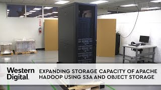 Expanding Storage Capacity of Apache Hadoop using S3A and Object Storage