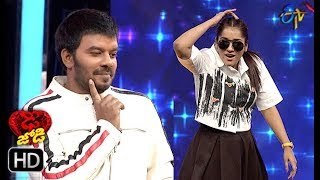 Sudeer&Rashmi   Funny Task   Dhee Jodi   28th November 2018   ETV Telugu