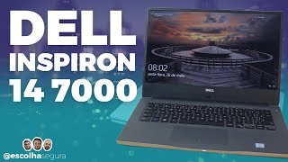Notebook Dell Inspiron 14 7000 (7460) | Análise completa!!