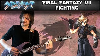 Final Fantasy 7 - Fighting - Metal Cover