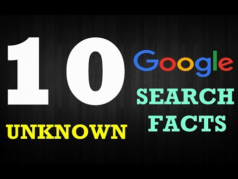 Top 10 Unknown Google Search Tricks - Google Like a Pro!!!