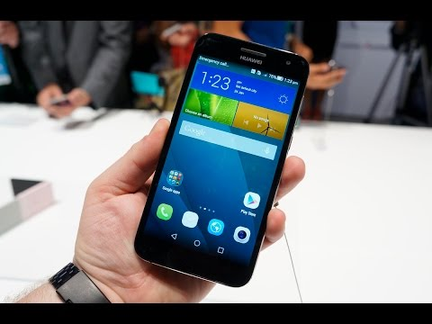 Huawei Ascend G7 Hands-On | Pocketnow