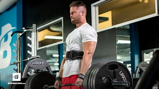 The Back Workout For Serious Strength & Definition   Mike Hildebrandt