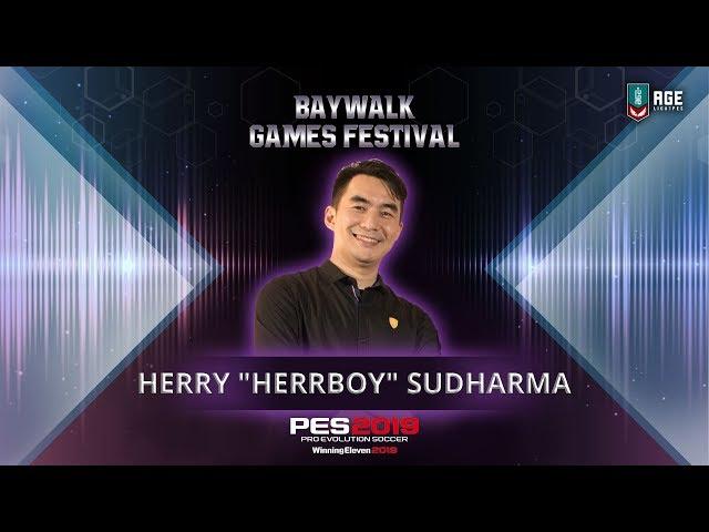 Debut Herrboy Menjadi Caster PES
