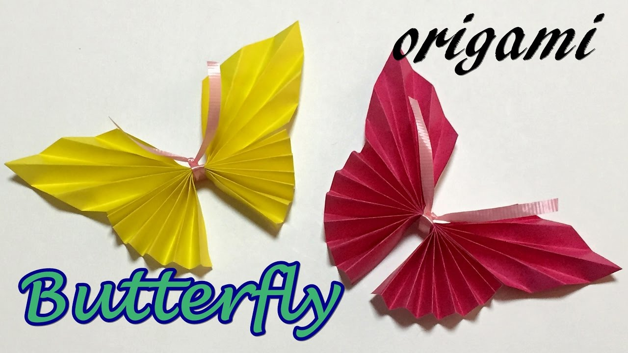 origami butterfly instructions step by step wwwpixshark