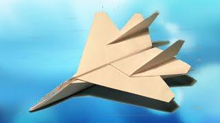 САМОЛЕТ F-15 (Strike Eagle). Оригами Своими Руками из Бумаги для Начинающих. Видео(Красивейшая модель замечательного самолета - всепогодного истребителя четвертого поколения - F-15. Если..., 2014-12-28T19:54:03.000Z)