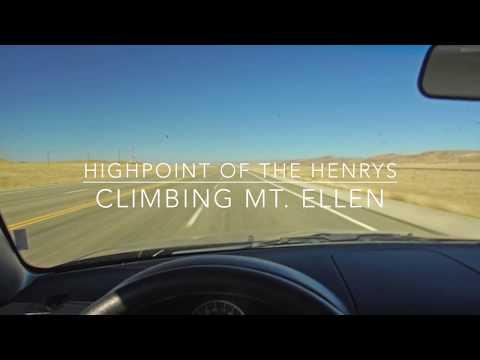 Climbing Mt. Ellen