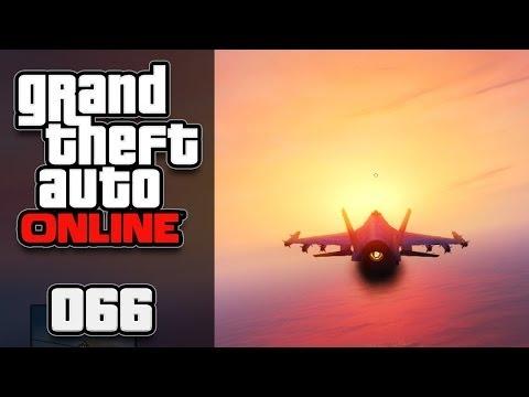 GTA ONLINE [HD+] #066 - Die JETDÜSEN-PING PONG-Challenge ★ Let's Play GTA Online