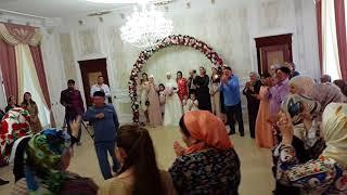 Красивая Чеченская свадьба в Грозном 2018! ЗАУР АБАКАРОВ