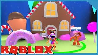HUGE UPDATE!! NEW CANDY LAND MAP IN ROBLOX MINING SIMULATOR HD