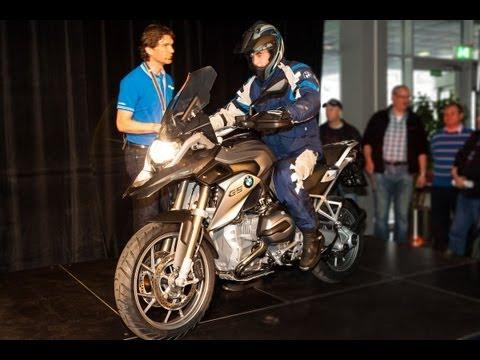 Alle Neuerungen | BMW R 1200 GS 2013 | Details, Action, Fahrszenen, Interview