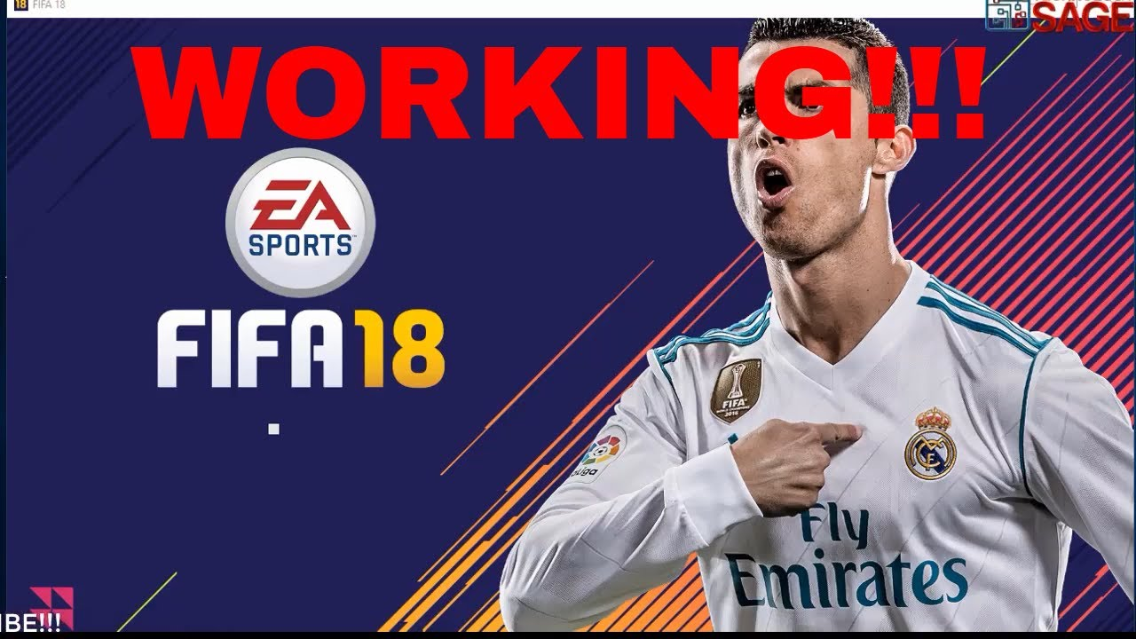 SOLVED: Your computer does not meet the minimum requirements for playing  this game in FIFA 18