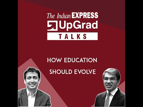 Upgrad Talks: Discussion On The Changing Job Market & How Education Should Evolve With It