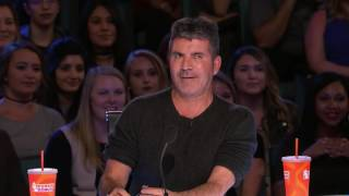 Puddles and His Pity Party Stuns the Crowd With His AMAZING Singing | Americas Got Talent 2017