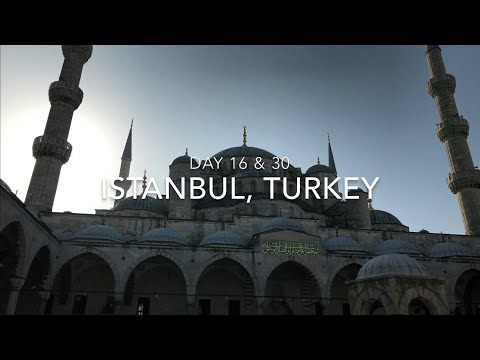 Magical Istanbul: Grand Bazaar, Blue Mosque, and sights across two continents