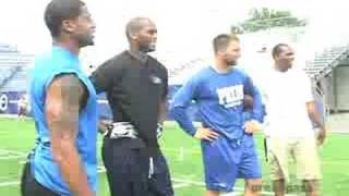 Detroit Lions Devale Ellis Heads to His Old Stomping Grounds