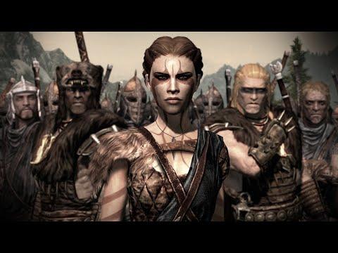 NORD - Skyrim For DarkElfs