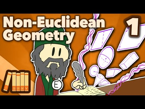 The History of Non-Euclidian Geometry - Sacred Geometry - Ex