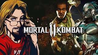 Huge Changes & Jacqui/Kotal Kahn - Developer Breakdown (Mortal Kombat 11)