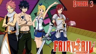 Fairy Tail Abridgement Episode 3: Hungover