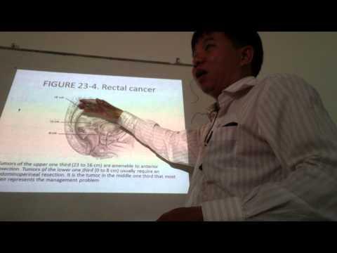 Hình ảnh học K trực tràng