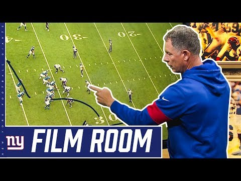 Coach Pat Shurmur takes you INSIDE the Playbook | Giants vs. Patriots