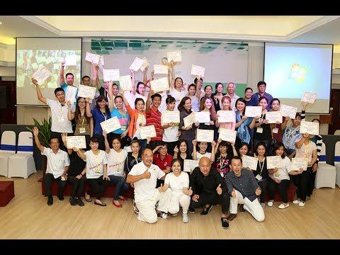Tổng kết -  Khóa huấn luyện Shiatsu Massage