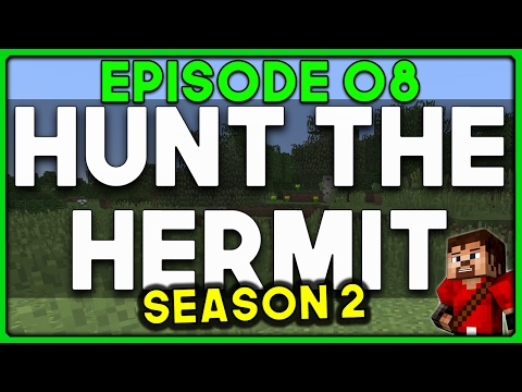 HUNT THE HERMIT | S2E08 - FIGHT TO THE DEATH! | Minecraft UHC