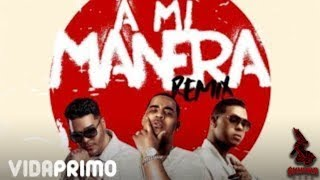 Lito Kirino - A Mi Manera ft. Juhn El All Star, Fuego (Remix) [Official Audio].mp3