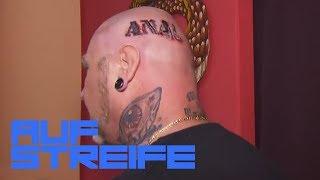 Pfusch im Tattoostudio - Peinlicher Rechtschreibfehler im Tattoo | Auf Streife | SAT.1 TV