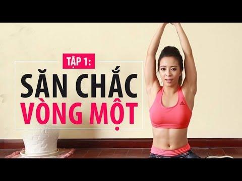 [HIIT SERIES] Ngày 1 - BÀI TẬP NGỰC - phát triển vòng một |  Hana Giang Anh | Workout #41