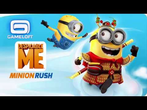 Despicable Me: Minion Rush - Chinese Celebrations - Update Trailer