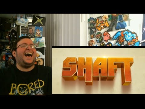 """Gors """"SHAFT"""" Red Band Trailer REACTION"""