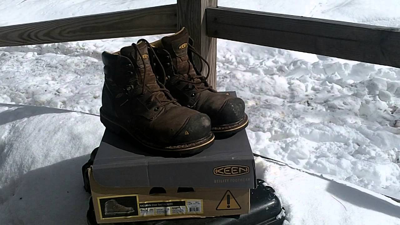 d00ad2c6787 Keen Tacoma work boot