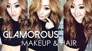 GLAMOROUS MAKEUP & HAIR
