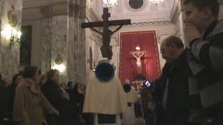 Settimana Santa a Taranto 2010 - Adorazione della Croce