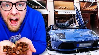 I Bought a Gucci Car Using Only Pennies