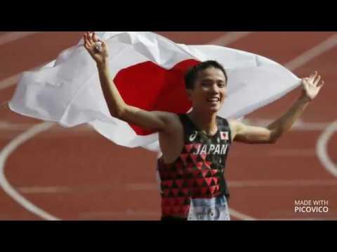 Hiroto Inoue Wins Asian Games Marathon Gold In Controversial Finish