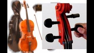 3 simple tricks to improve the Cecilio student cello