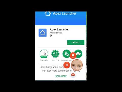 How To Uninstall or Update Apex launcher latest Version Pro app?
