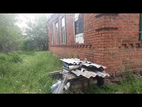 За этот дом убили депутата ВС СССР А.Саргсян в с. Пешково Азовского района Ростовской области