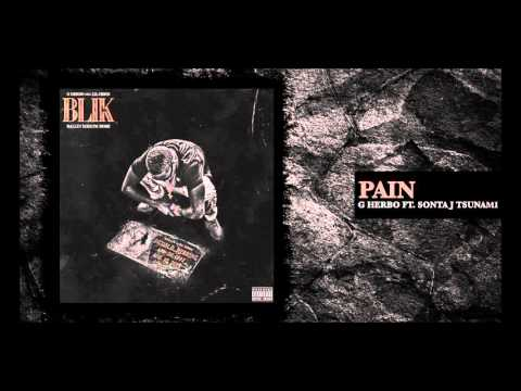 G Herbo - Pain feat. Sonta J Tsunami (Official Audio)