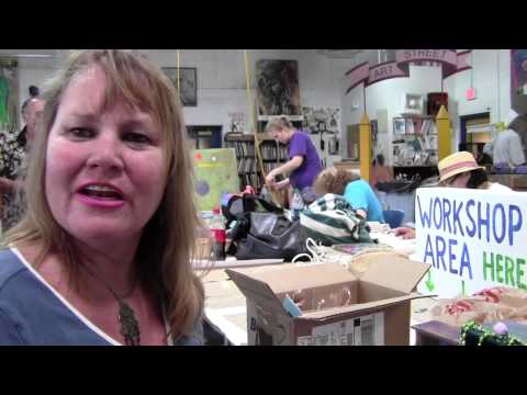 Art Street, Albuquerque, New Mexico : Art therapy for the homeless that's working (final)