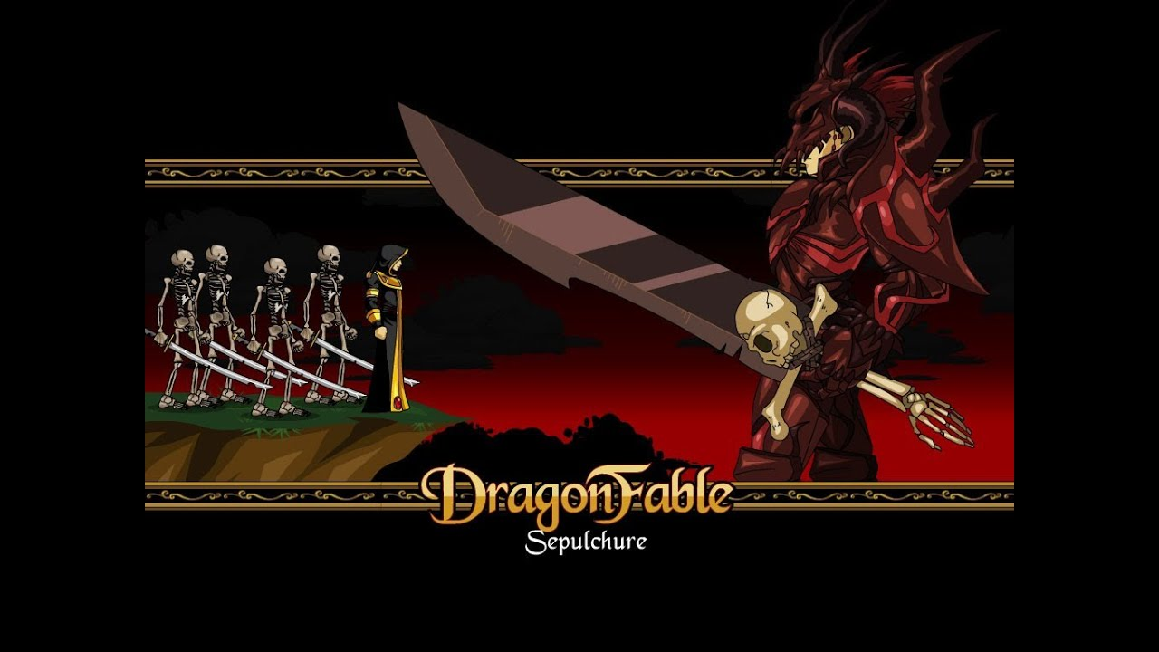 Dragonfable Doomknight Class Review Dual Commentary W