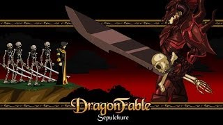 DragonFable Doomknight Class Review | Dual Commentary w/ Oblivium